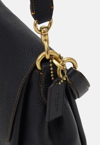 Coach - MAY SHOULDER BAG - Handbag - black - 4