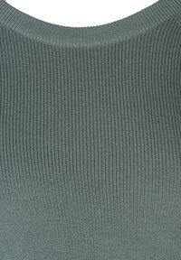 Zizzi - Trui - dark green - 3
