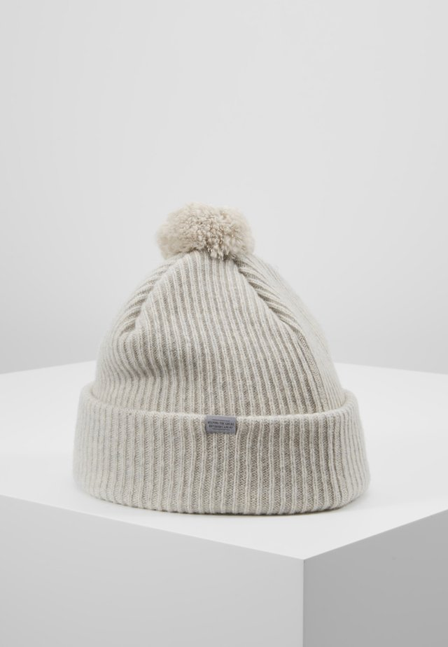TOP - Beanie - ground grey