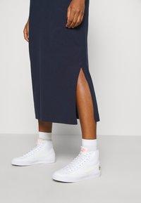 G-Star - NEW DISEM TURTLE DRESS  - Jersey dress - sartho blue - 6