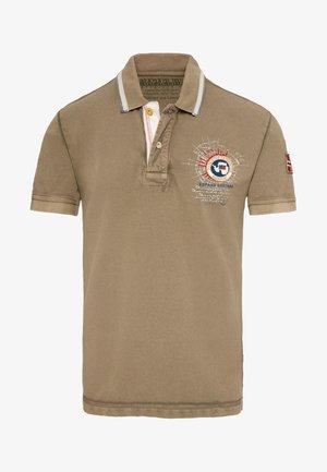 GANDY - Polo shirt - khaki