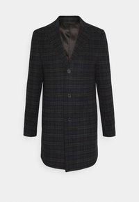 Isaac Dewhirst - CHECK OPTION - Classic coat - dark blue - 3