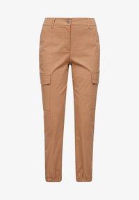 comma casual identity - Cargo trousers - caramel - 5
