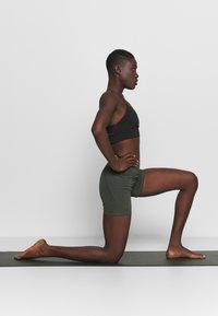 Cotton On Body - LOVE YOU A LATTE BIKE SHORT - Leggings - khaki - 1