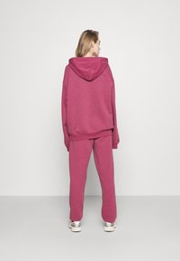 BDG Urban Outfitters - ZIP THROUGH HOODIE - Sweat à capuche zippé - raspberry - 2