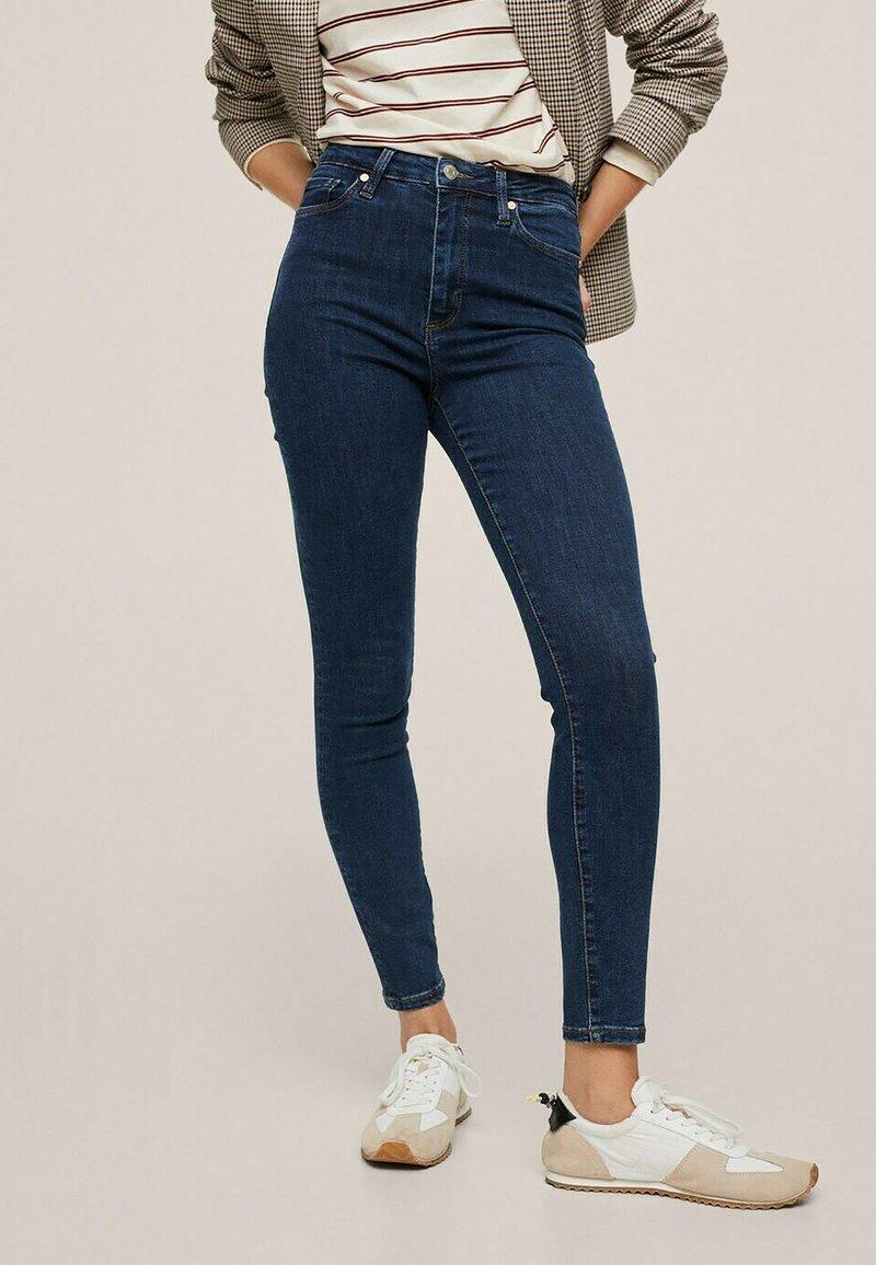 Mango - Jeans Skinny Fit - dark blue