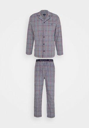 SHIRT AND PANTS - Pyjamas - classic blue