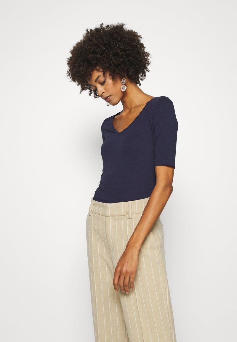Anna Field - Camiseta básica - evening blue