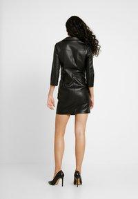 ONLY Tall - ONLJANNIE DRESS - Denní šaty - black - 3