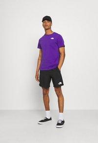 The North Face - Shorts - tnf black - 1