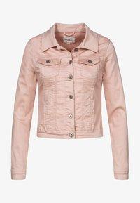 Hailys - HYSENNY - Denim jacket - rose - 0