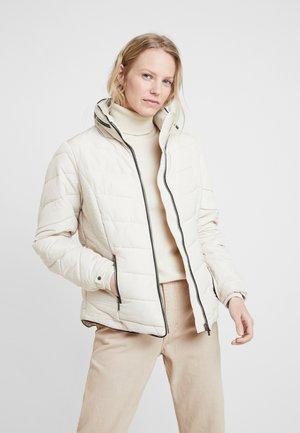 NINA - Light jacket - sand