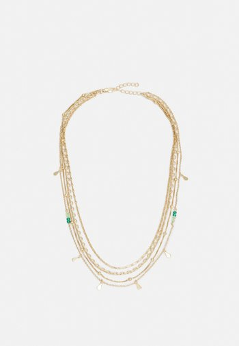 PCSANGA NECKLACE  - Necklace - gold-coloured