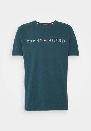 TEE LOGO - Maglia del pigiama - blue