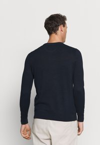 Marc O'Polo - CREW NECK - Jumper - total eclipse - 2