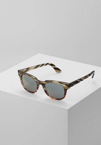 METEOR - Sunglasses - grey/gradient brown