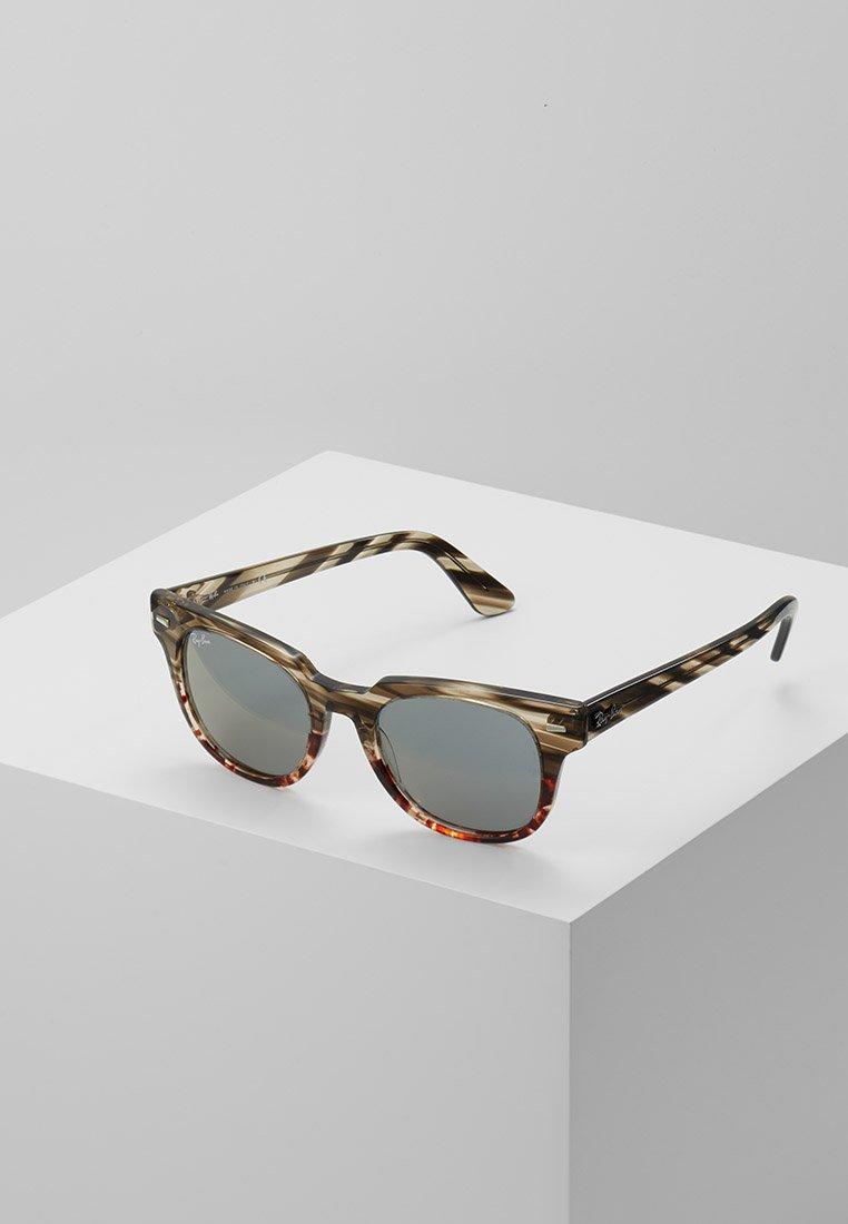 Ray-Ban - METEOR - Sluneční brýle - grey/gradient brown