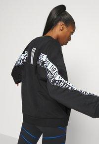 adidas Performance - WORD - Sweatshirt - black - 4