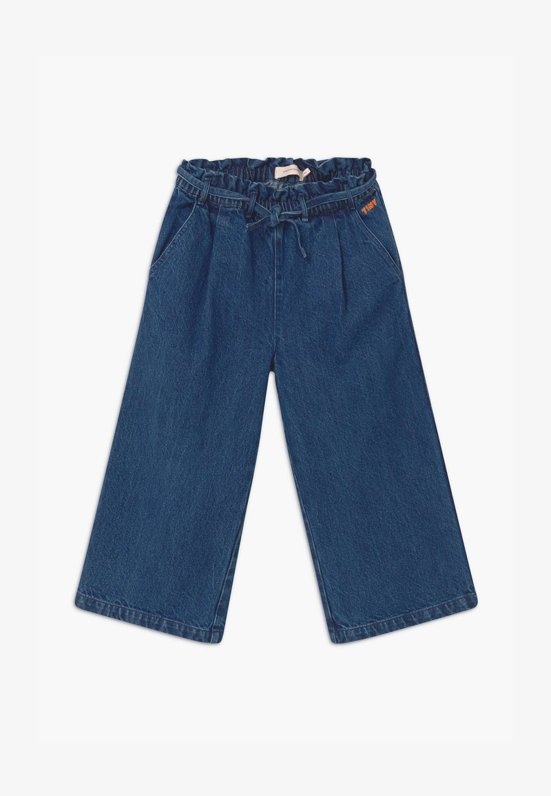 TINYCOTTONS - WIDE - Džíny Relaxed Fit - blue denim