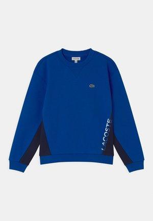 LOGO BLOCK  - Sweater - lazuli/navy blue