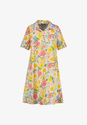 FANTASTIC FLOWER - Robe d'été - gelb