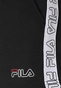 Fila - JADIANA TAPED SHORTS - Pantalón corto de deporte - black - 2