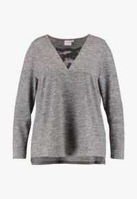 JRSANDIE - Jumper - medium grey