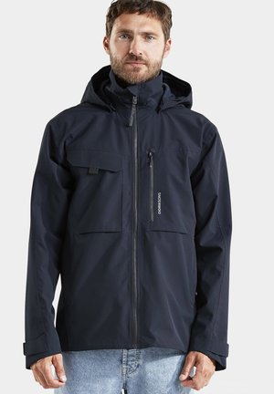 ASTON  - Summer jacket - dark night blue
