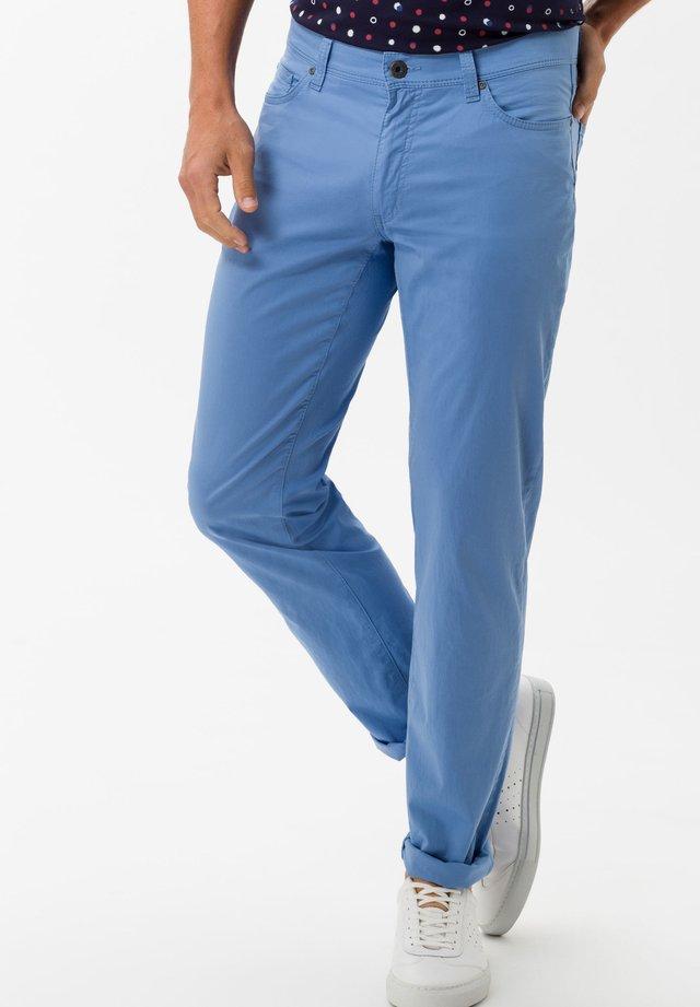 STYLE CADIZ - Jeans slim fit - arctic