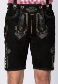 Stockerpoint - BEPPO - Shorts - black - 5