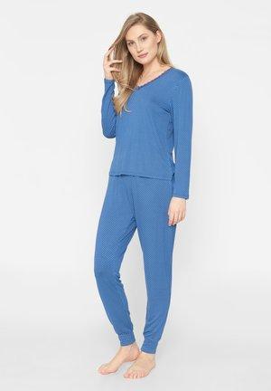 Pyjama - true navy aop