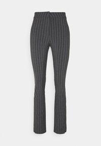 ALECIA TROUSER - Trousers - antracite