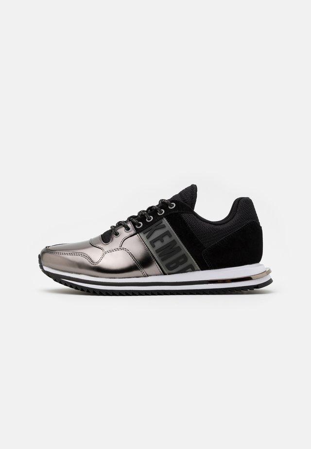 HOVAN - Sneakers laag - gunmetal