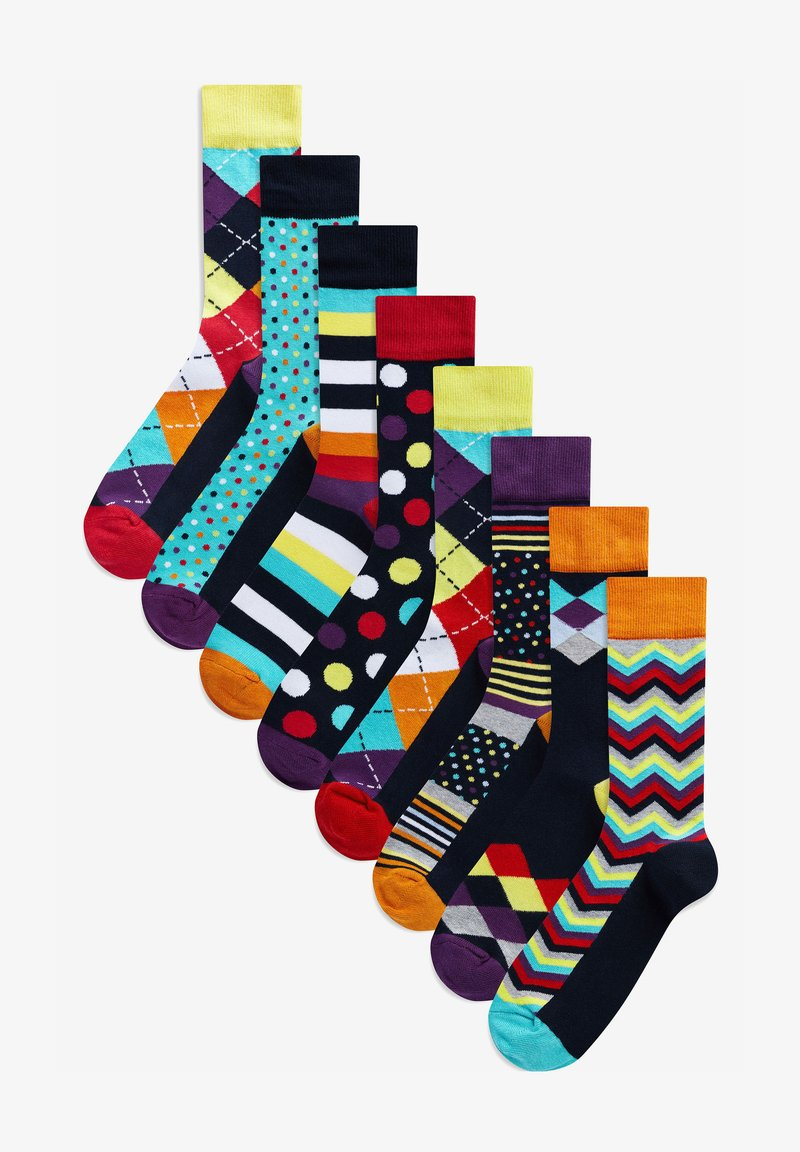 Next - 8 PACK - Socks - blue
