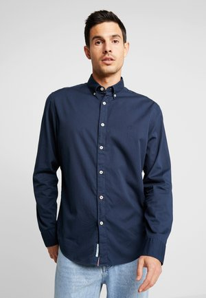 BUTTON DOWN LONG SLEEVE - Overhemd - total eclipse