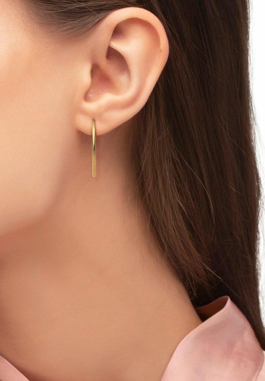 amor - Earrings - gold