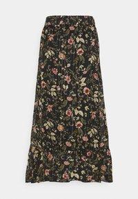 Freequent - BJORK - Maxi skirt - black - 1