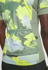 Craft - ENDUR GRAPHIC  - Cycling Jersey - forest/sulfur - 3