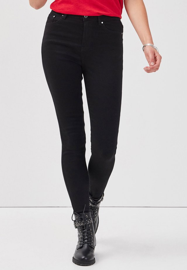 Jeans Skinny Fit - denim noir