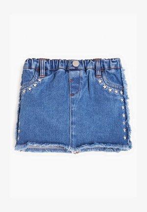 Spódnica jeansowa - blau