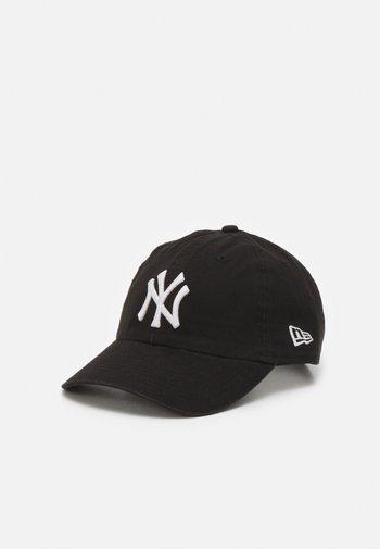 WASHED UNISEX - Caps - black