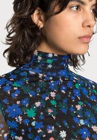 Fabienne Chapot - JANE - Top sdlouhým rukávem - black mint - 4