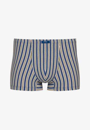 Pants - tropical blue