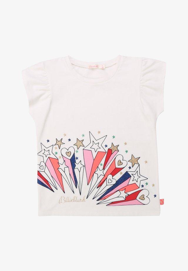 T-shirt imprimé - rice