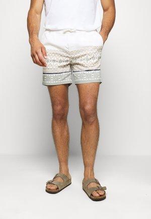 JJITUSCAN JJSHORTS - Shorts - blanc de blanc