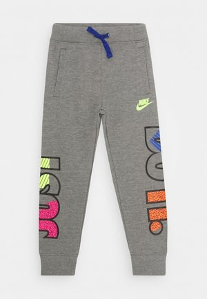 JDI FLY JOGGER - Tracksuit bottoms - carbon heather