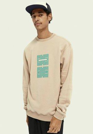 ARTWORK - Sweatshirt - mushroom brown