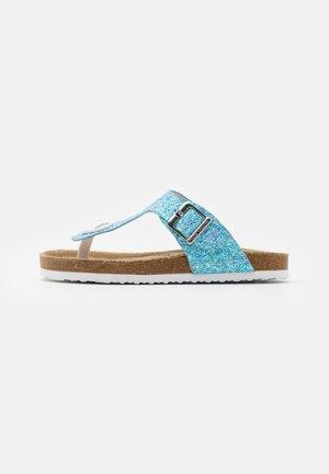 T-bar sandals - blue