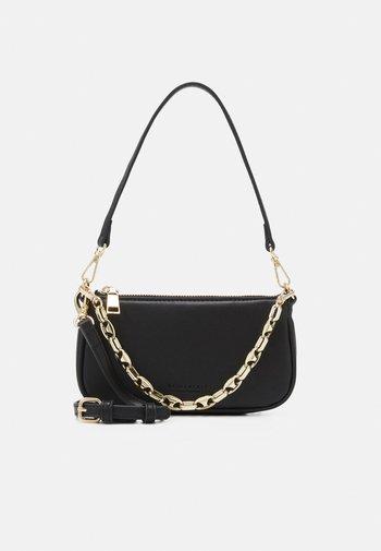 HAMINA - Handbag - black