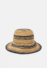 Esprit - STRIPED - Chapeau - cream beige - 1
